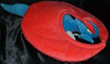 "17"" Mega Salamence Poke Plush Large Size 373 Official Pokemon Center Dolls Toys"