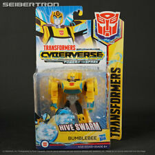 HIVE SWARM BUMBLEBEE Transformers Cyberverse Power of the Spark Warrior 2019 New