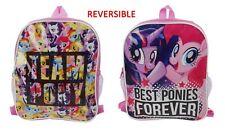My Little Pony School Bag Rucksack Backpack Brand New Gift