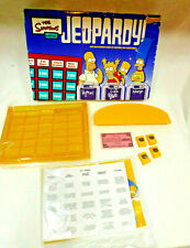 Jeopardy! - The Simpson's Edition - Sealed Parts - Pressman - 2003
