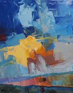 JOSE TRUJILLO Oil Painting IMPRESSIONISM ORIGINAL