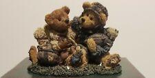 "Boyds Bears Grenville & Knute.Football Buddies"" Bears Bearstone"