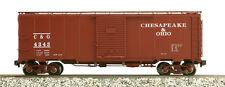 Accucraft AM32-556 AAR Box Car - Chesapeake & Ohio, verschiedene Nummern, C&O