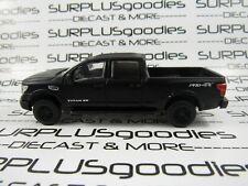 Greenlight 1:64 LOOSE Black Cummins 2018 NISSAN TITAN XD Pro-4X Pickup Truck