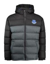 BOYS 10 11 Years EVERTON FC Hooded Puffa Coat Padded Football Kids Jacket 24