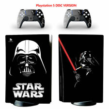 Star Wars Vinyl Decal Skin Sticker for PS5 Console Controllers Disc Version