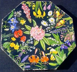 1969 Springbok ROMANCE OF THE FLOWERS Okta Puzzle 500 pcs Complete VGC