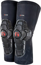 G-Form Pro-X2 Knee Youth Pads: Black Embossed SM/MD