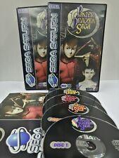 Panzer Dragoon Saga Sega Saturn Game PAL Version RARE