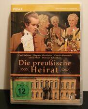Die preußische Heirat (2020, DVD video) Historien Klassiker