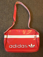 89ed4a80c2370 Neues AngebotADIDAS Kunstledertasche   Umhängetasche   Sporttasche -  Vintage   Retro