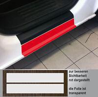 Lackschutzfolie transparent Einstiege Türen für VW T5, alle Modelle