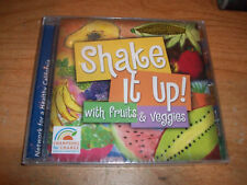 Shake It Up! With Fruits And Veggies (Educational Health CD 2005) NEW