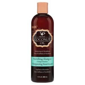 Hask Monoi Coconut Oil Nourishing Shampoo 12 oz