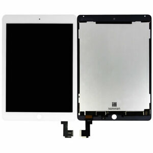 For iPad Air 2 iPad 6 A1566 A1567 LCD Display Touch Screen Digitizer Replacement