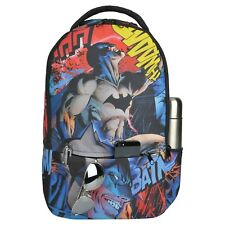 6f71ba9d23 Batman DC Comics All Over Sublimation Print Men s Backpack Bag