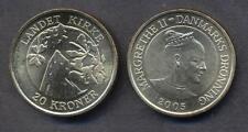 DENMARK 20 Kroner  2005 Comm.tive Landet Church  UNC