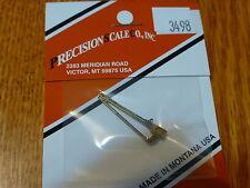 Precision Scale HO #3498 Speed Recorder, Loco Valve Pilot, Cab Mount (Brass)
