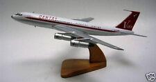 B-707 Qantas John Travolta Boeing Airplane Wood Model Big