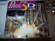 Puzzle 3d per il PC Notre Dame PUZZ 3d PC Puzzle 3 D