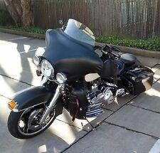 Vinyl Fairing Bra Cover for 1996-2013 Harley Davidson FLHT FLHX Trike Models
