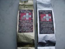 1 Probe Set SHB Swiss Espresso Kaffee und Schümli Kaffee je 180 gr. Bohnen