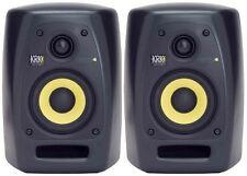 "(2) OPEN BOX - KRK VXT-4 - 4"" POWERED STUDIO MONITORS - Authorized Dealer"