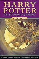 Harry Potter And The Preso de Azkaban Libro en Rústica J. K. Rowling