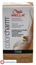 BL Wella Color Charm Liquid #7Nw Medium Natural Warm Blond 1.4 oz - Two PACK