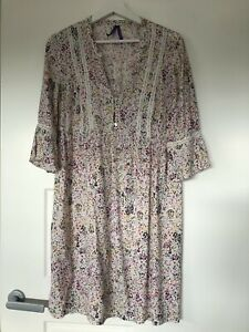 Seraphine Maternity Spring Dress, Size 10 UK