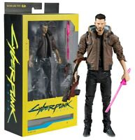 CYBERPUNK 2077 MALE V 18CM ACTION FIGURE MCFARLANE TOYS