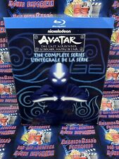 NEW Avatar The Last Airbender Complete Series Blu-Ray Slipcover SEALED Bilingual