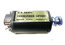 COMMANDER GP2000 High Speed Motor Short Type for Airsoft AEG V.3 / V.7 Gearbox