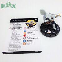 Heroclix Avengers: Black Panther & Illuminati set Taskmaster #061 Super Rare!