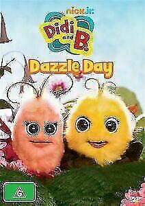 Didi And B DVD Dazzle Day - Nickelodeon Jr - VERY RARE HARD TO FIND - Aus Reg 4