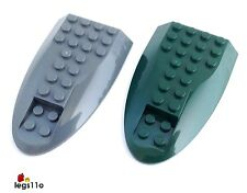 LEGO Aircraft Fuselage Shell 6X10 NEW 87615 choose colour