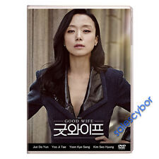 The Good Wife Korean Drama (4 DVD) Excellent English Subs & Quality