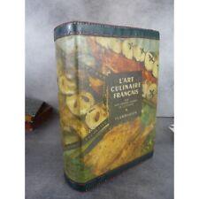 Escoffier Pellaprat Ali Bab etc l'art culinaire moderne Edition de 1955 Jaquette