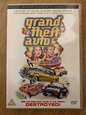 Grand Theft Auto DVD
