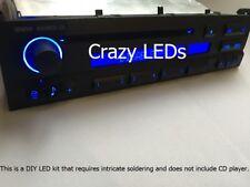 BMW E46 Business CD Player SMD LED conversion kit