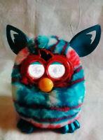 Hasbro Furby Boom Festive Sweater Edition 2012 Talking Moving Hard Plush Toy (F)