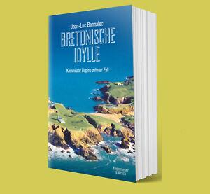 Bretonische Idylle -  Jean-Luc Bannalec - Dupin 10 - SOFORT LIEFERBAR