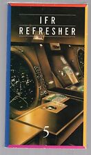 IFR Refresher Course By Aviation Training Center VHS Tape #5  C-1