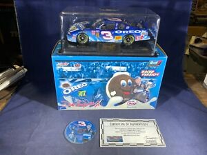M5-73 DALE EARNHARDT JR #3 OREO 2002 CHEVY MONTE CARLO - RACED VERSION - REVELL