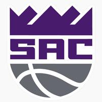 Sacramento Kings Alternate #2 Logo NBA DieCut Vinyl Decal Buy 1 Get 2 FREE