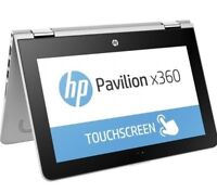 HP Pavilion x360 11-u003na Touch Convertible Laptop Pent N3710 4GB 1TB E8N44EA