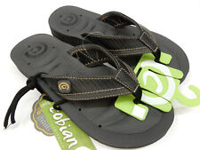 COBIAN MENS SANDALS DRAINO 2 CARBON SIZE 8