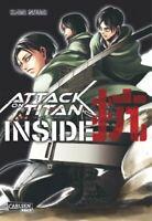 Attack on Titan Inside Manga