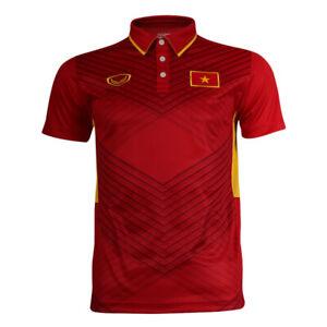 Vietnam National Team Home 2017 Genuine Official Football Soccer Jersey Shirt
