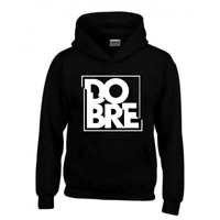 MARCUS LUCAS DOBRE BROTHERS GLITCH LOGO HOODIE UNISEX YOUTUBE DOBRE